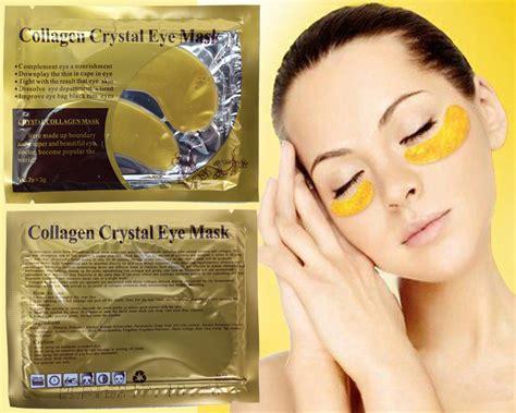Jual Masker Mata Surabaya jual ecer masker mata collagen eye mask masker mata 1 pcs ca2ccd1a