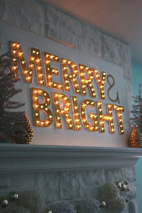 merry christmas light signs 20 do it yourself sign ideas lights for folks festival around the world