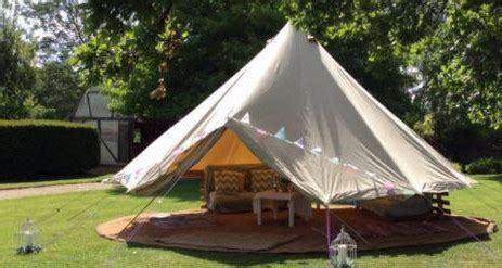 Wedding Bell Tent Hire Midlands by Bell Tent Hire Gling Warwickshire