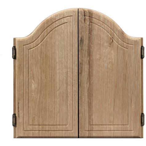 Outdoor Dart Cabinet by Viper Arched Dartboard Cabinet Black 135863 At