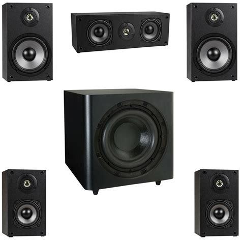 surround sound home theater speaker systemw