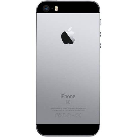 Iphone 5se 64gb Original mobile phones iphone se 32gb lte 4g grey 164528 apple