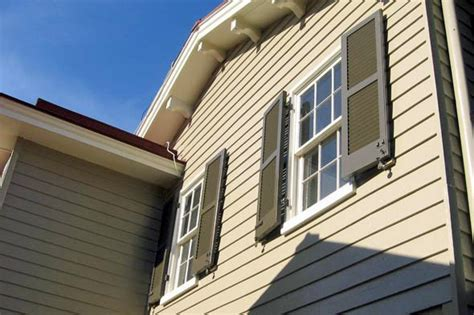 how to fix house siding how to