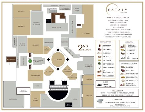 eataly floor plan eataly chicago a fun experience chicago pinterest