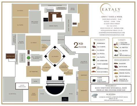 eataly floor plan eataly floor plan chicago eataly chicago a fun experience chicago pinterest