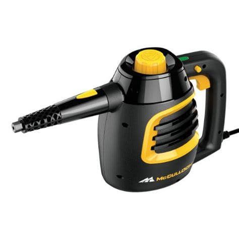 Handheld Steam Cleaner For by Mcculloch Mc1230 Handheld Steam Cleaner New Ebay