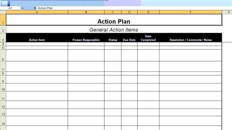 item spreadsheet template printable and editable plan template for business