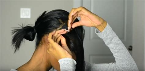 halo braid on forehed halo braid tutorial everyone wants to try latest hair