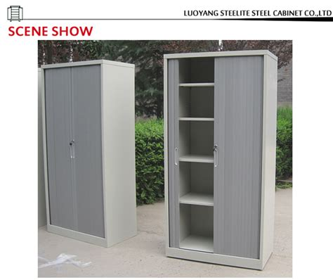 Roller Door Storage Cabinets China Supplier Plastic Roller Shutter Door Cabinet Office Steel Filing Cabinet Tambour Door