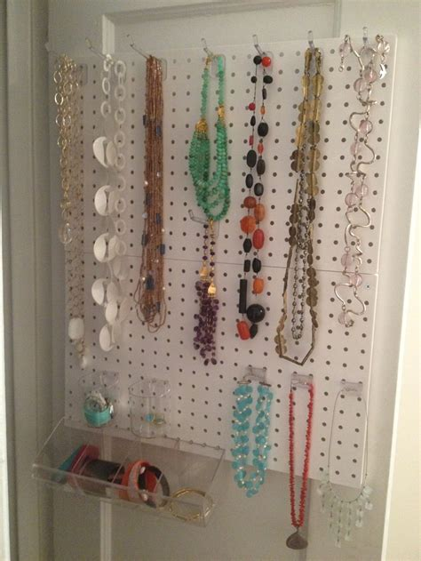 Pin By Katie Foster On For The Home Pinterest Closet Door Jewelry Organizer