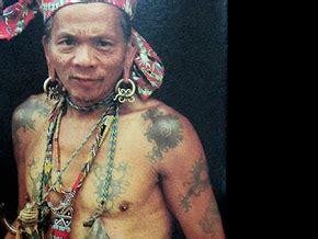 dayak bidayuh tattoo warisandayak mengayau atau perang fenomenologi