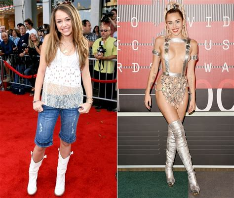 Trending Today Miley Cyrus Is Not A Bad by Miley Cyrus These Looked So Different 10 Years Ago