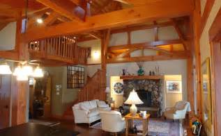 craftsman style living room timber frame home designs and floor plans exles great