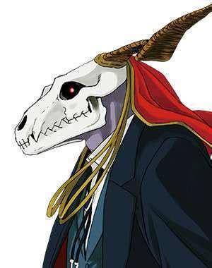 Komik Serial Cantik Aya setelah hadir dalam bentuk ova kini mahotsukai no yome akhirnya menjadi serial anime kaori