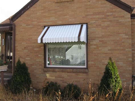 Aluminium Window Awnings by Pin Awning Aluminum Window On