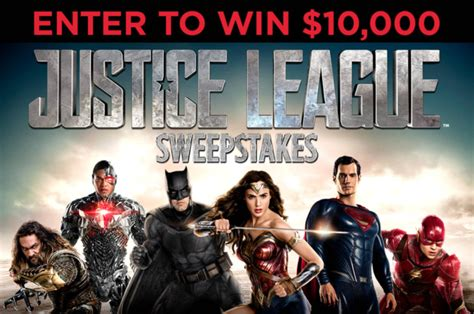 Ensure Can Do Giveaway Sweepstakes - justice league sweepstakes enter online sweeps howldb