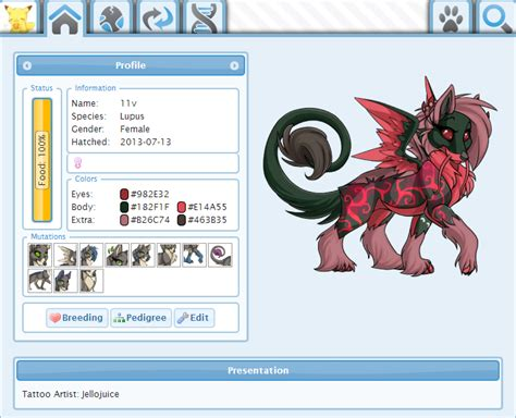 tattoo maker for ovipets ovipets tattoo 1 by pastelberry on deviantart