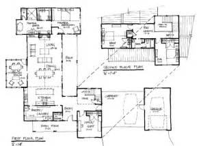 Modern Open Floor House Plans by Modern Farmhouse Floor Plan Farmhouse Open Floor Plan