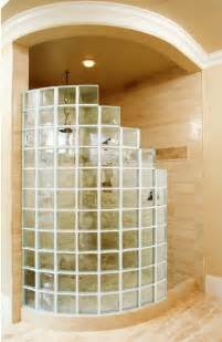 glasbausteine dusche seattle glass block showers windows installation