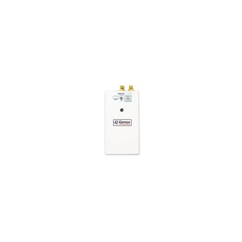 eemax sp3512 electric tankless water heater eemax sp2412 n a 2 4 kilowatts 120 volts electric tankless