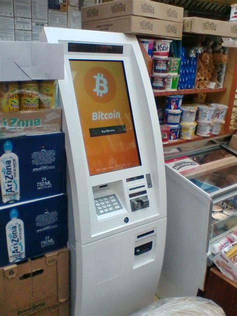 bitcoin machine bitcoin atm in new york g g deli grocery