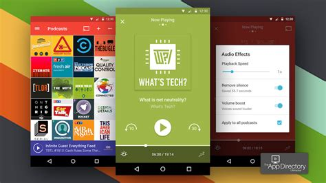 android podcast app the best podcast manager for android lifehacker australia