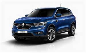Renault Models Koleos Pricing Renault Suv Cars