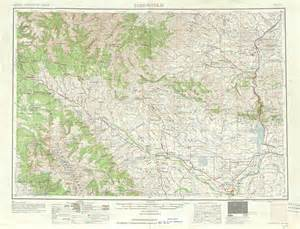 topo map of thermopolis topographic maps wy usgs topo 43108a1