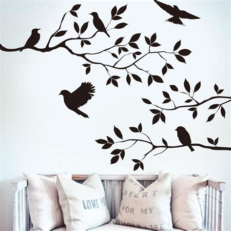 Sale Vintage Kacamata Wall Dekorasi Dinding 20 X 30 Cm sale birds flying black tree branches wall sticker vinyl decal mural home decor buy wall