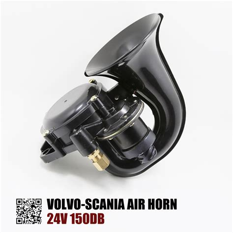 aliexpress buy 24v 150db electric air horn for volvo