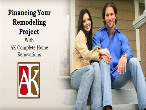 home improvement loans to remodeling with ak