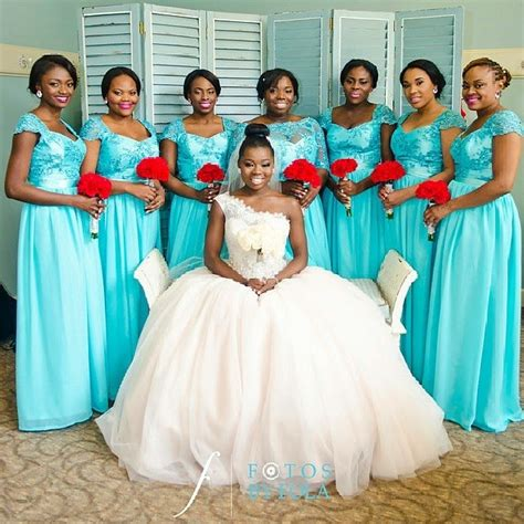 bridal train styles in nigeria bellanaija chief bridesmaid dresses in nigeria bridal