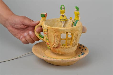 kerzenhalter ideen madeheart gt kerzenst 228 nder aus keramik handgefertigt