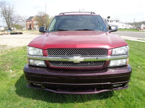 purchase used 2004 chevrolet avalanche southern comfort