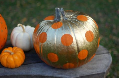 painted pumpkins save time and save the pumpkins