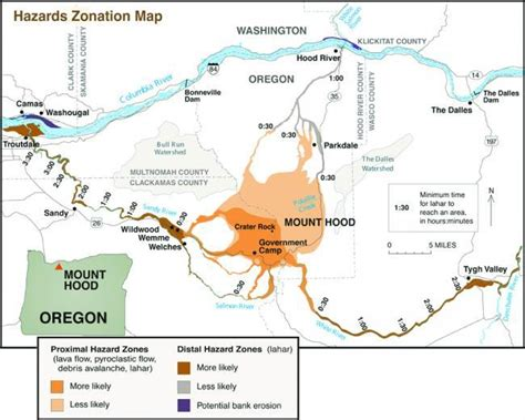 map of oregon volcanoes earthquake swarm at mount oregon space