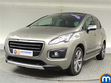 peugeot diesel cars for sale used peugeot 3008 for sale second nearly cars