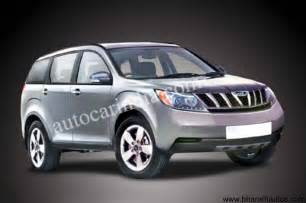 new upcoming cars of mahindra mahindra is likely to launch w201 suv on 26th september