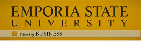 Emporia State Mba by Emporia State School Of Business Webpage