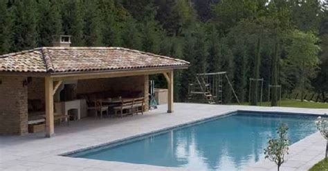 pool in house le pool house de piscine