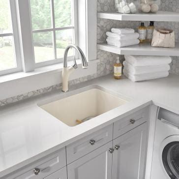 blanco liven laundry sink blanco 401920 liven 25 quot laundry sink