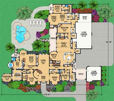 european house plan  bedrooms  bath  sq ft plan