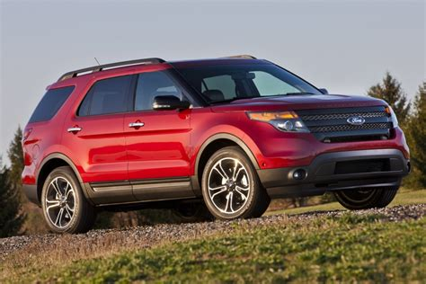 used ford suvs with 3rd row seating popular cars with third row seats