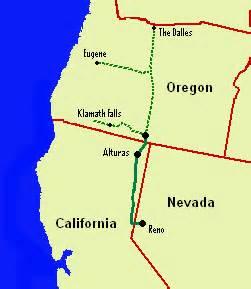 nevada california oregon railway the free