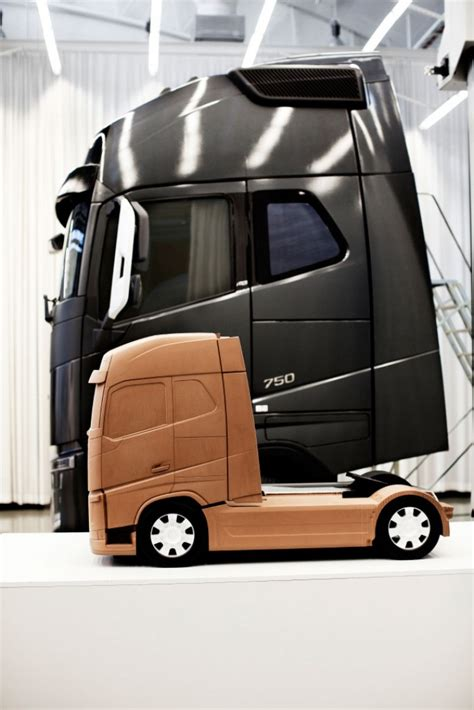 volvo truck design volvo fh truck design story car body design