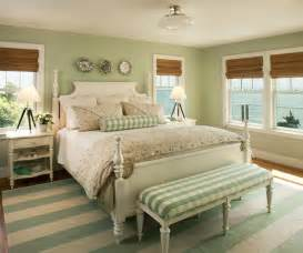 Beach Inspired Bedroom Furniture by Inspiration On The Horizon Coastal Green Hue Interiors