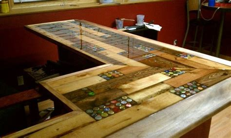 bar top resin resin bar top ideas share bar top ideas pinterest beer caps bar tops and epoxy