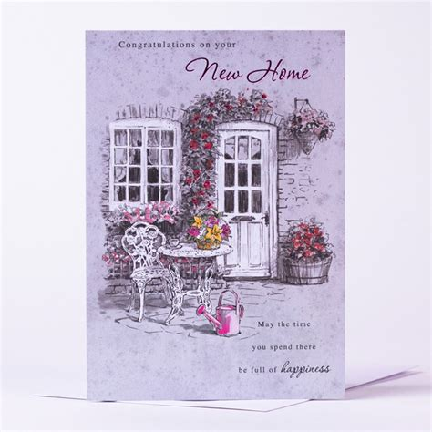 new home new home card congratulations on your new home only 59p