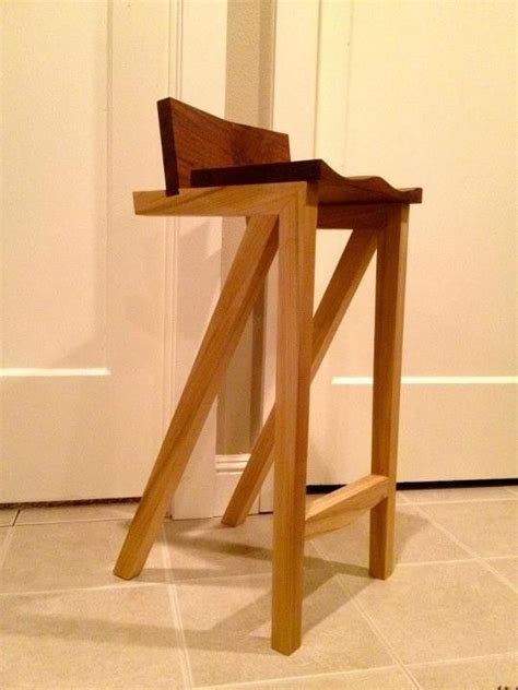 custom made bar stool by forest city made custommade