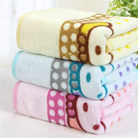 patterned towels for bathroom best microfiber patterned hand towel for sale high